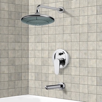 Tub and Shower Faucet, Remer TSF2050