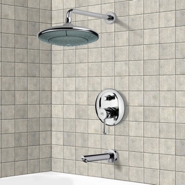 Tub and Shower Faucet, Remer TSF2051