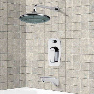 Tub and Shower Faucet, Remer TSF2052