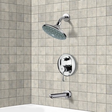 Tub and Shower Faucet, Remer TSF2067