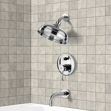 Tub and Shower Faucet, Remer TSF2103