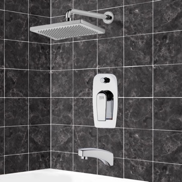 Tub and Shower Faucet, Remer TSF2114