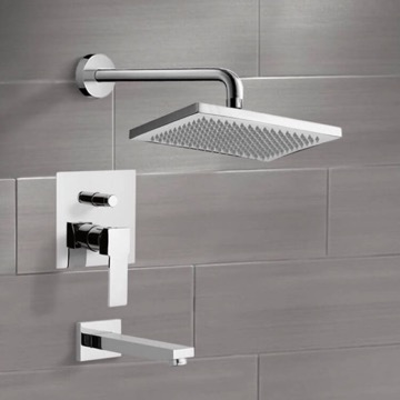 Tub and Shower Faucet, Remer TSF2115