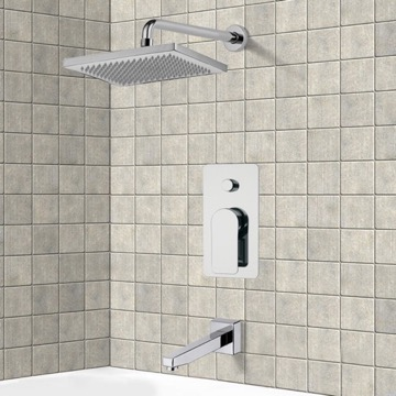 Tub and Shower Faucet, Remer TSF2116