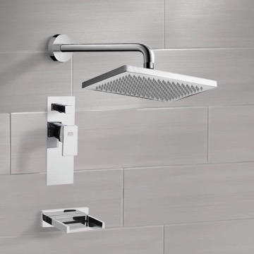 Tub and Shower Faucet, Remer TSF2117