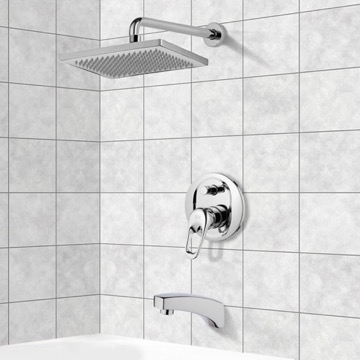 Tub and Shower Faucet, Remer TSF2118