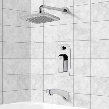 Tub and Shower Faucet, Remer TSF2124