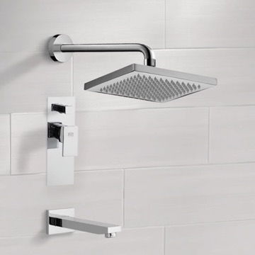 Tub and Shower Faucet, Remer TSF2126