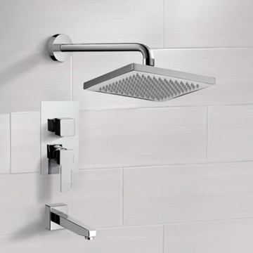 Tub and Shower Faucet, Remer TSF2127