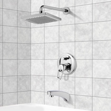 Tub and Shower Faucet, Remer TSF2128