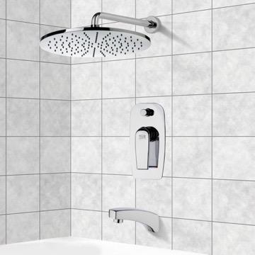 Tub and Shower Faucet, Remer TSF2142