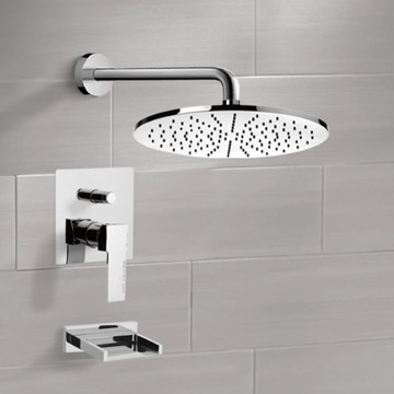 Tub and Shower Faucet, Remer TSF2146
