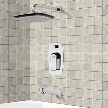 Tub and Shower Faucet, Remer TSF2158