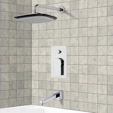 Tub and Shower Faucet, Remer TSF2159