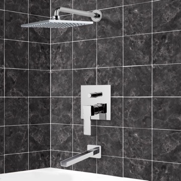 Tub and Shower Faucet, Remer TSF2191