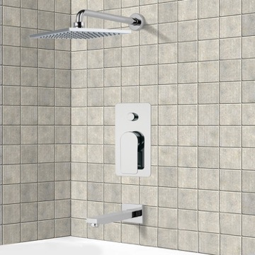 Tub and Shower Faucet, Remer TSF2192