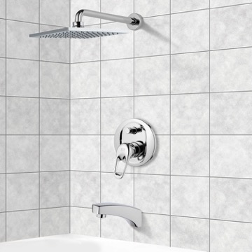 Tub and Shower Faucet, Remer TSF2194