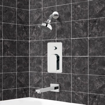 Tub and Shower Faucet, Remer TSF2207