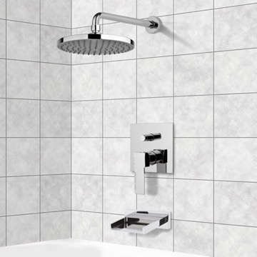 Tub and Shower Faucet, Remer TSF2210