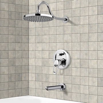 Tub and Shower Faucet, Remer TSF2214