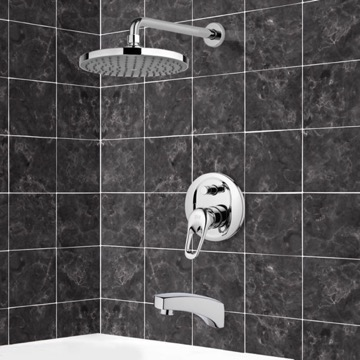 Tub and Shower Faucet, Remer TSF2215