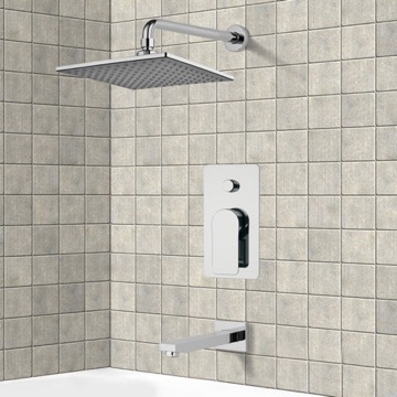 Tub and Shower Faucet, Remer TSF2225