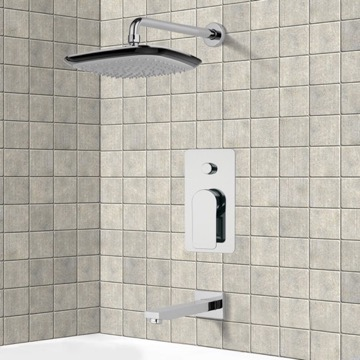 Tub and Shower Faucet, Remer TSF2226