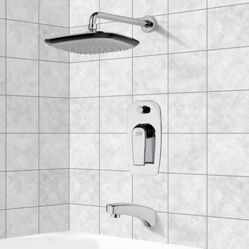 Tub and Shower Faucet, Remer TSF2227
