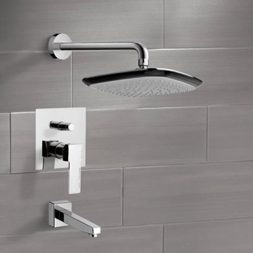 Tub and Shower Faucet, Remer TSF2228