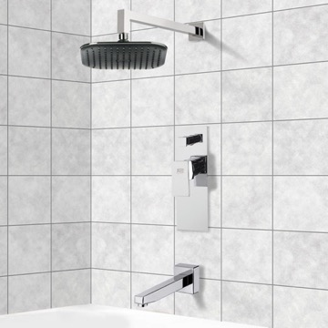 Tub and Shower Faucet, Remer TSF2279