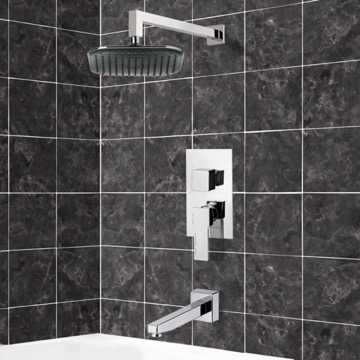 Tub and Shower Faucet, Remer TSF2281