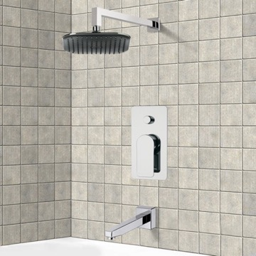 Tub and Shower Faucet, Remer TSF2282