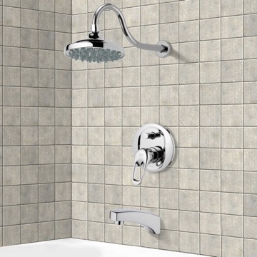 Tub and Shower Faucet, Remer TSF2287