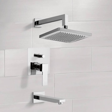 Tub and Shower Faucet, Remer TSF2299