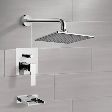 Tub and Shower Faucet, Remer TSF2301