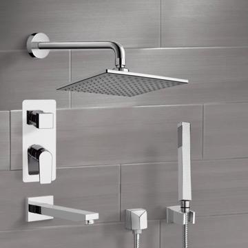 Tub and Shower Faucet, Remer TSH01