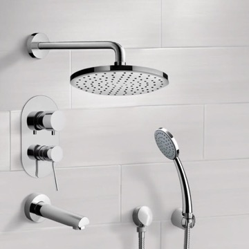 Tub and Shower Faucet, Remer TSH02