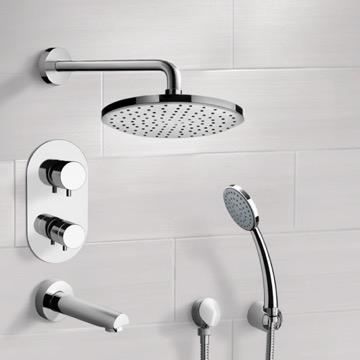 Tub and Shower Faucet, Remer TSH03