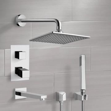 Tub and Shower Faucet, Remer TSH07