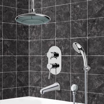 Tub and Shower Faucet, Remer TSH4005