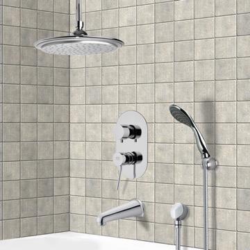 Tub and Shower Faucet, Remer TSH4009