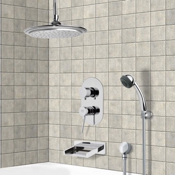 Tub and Shower Faucet, Remer TSH4010