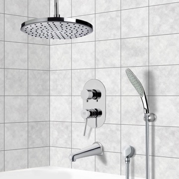 Tub and Shower Faucet, Remer TSH4015