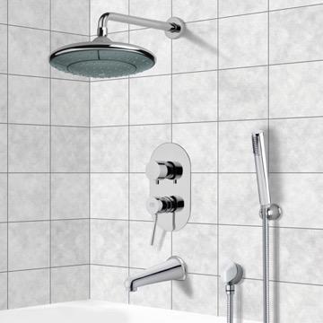 Tub and Shower Faucet, Remer TSH4032