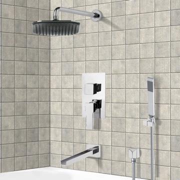 Tub and Shower Faucet, Remer TSH4035