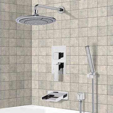 Tub and Shower Faucet, Remer TSH4038