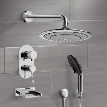 Tub and Shower Faucet, Remer TSH4039