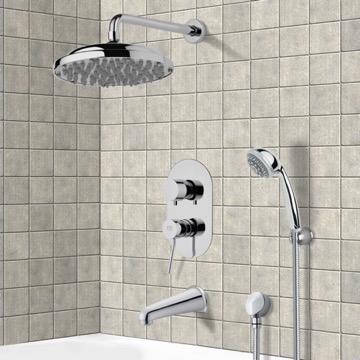 Tub and Shower Faucet, Remer TSH4053