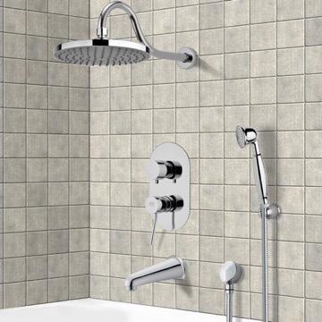 Tub and Shower Faucet, Remer TSH4058