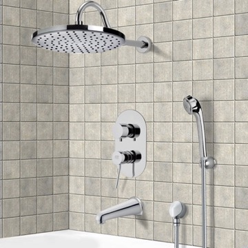 Tub and Shower Faucet, Remer TSH4079